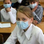 Does the timing of the school term effect the timing of flu pandemics?